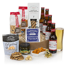 Best Bud Beer Hamper: Valentines day