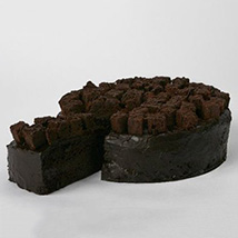 Charlies Original Factory Fudge Cake: Send Gifts to Newcastle