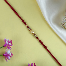 Cheris Diamon Rakhi: Rakhi to Cambridge