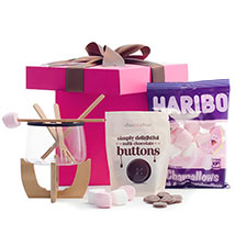 Chocaholic Gift Set: Gift Hampers to UK