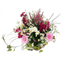 Country Garden Bouquet: Flower Delivery in London