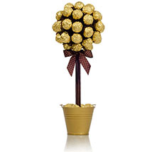 Ferrero Rocher Tree: Birthday Gifts Delivery in UK