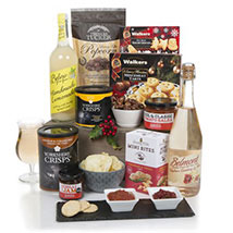 For All The Office At Christmas: Gift Hampers to UK