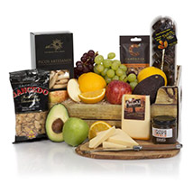 Fruit Cheese n Snacks: Send Gifts to Newcastle