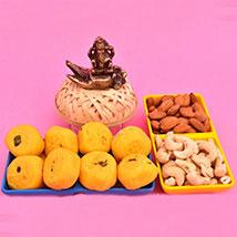 Ganesha Loves Sweets: Send Diwali Gifts to UK