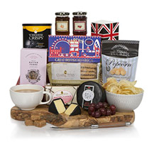 Great British Tastes: Anniversary Cakes to UK