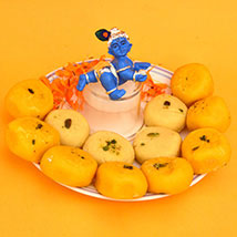 Laddoo Gopal Combo: Diwali Gift Delivery in UK