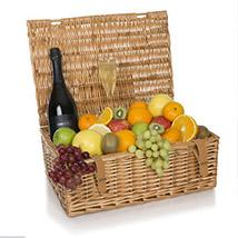Luxury Fruit Basket: Bhai Dooj Gifts London