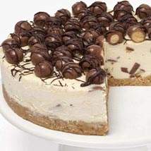 Moreteaser Cheesecake: Friends