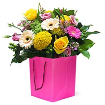 Sugar Pop: Send Flowers to UK