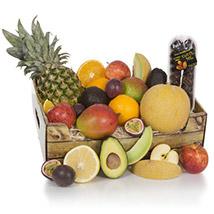 Super Fruit Basket: Bhai Dooj Gift Delivery in UK