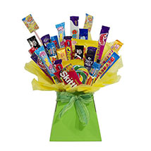 Sweet Bouquet: Birthday Gifts to UK