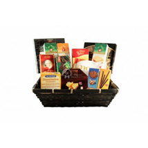 Sweet Sensations Gift Basket: Gifts for Friend to UK
