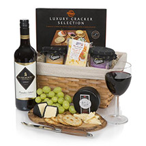Wine Cheese & Pate: Anniversary Gifts London
