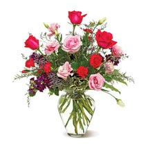 A Blush of Color: Send Roses to USA