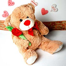 Accept my Love Teddy Bear: Valentines Day Gifts Charlotte