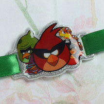 Angry Birds Gang Rakhi: Send Rakhi to Baltimore