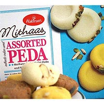 Assorted Pedha: Sweet Delivery in USA