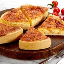 Bacon Tomato Quiche: Cakes to Orlando