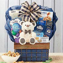 Bear Hugs Wishes: Gifts to San Francisco