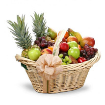 Best in Class Fruit Basket: Christmas Gift Baskets USA