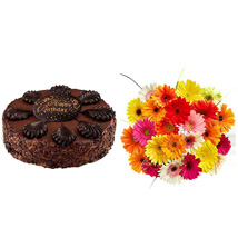 Birthday Treat: Send Flowers & Cakes to San Jose