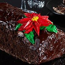 Buche de Noel: New Year Cakes to USA