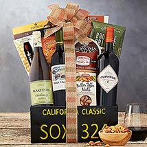 California Classic Gift Basket: Christmas Gift Hampers to USA