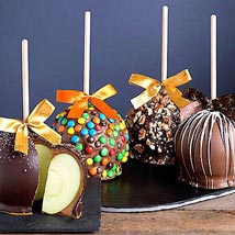 Caramel Apple Bonanza: Christmas Gift Hampers USA