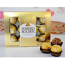 Delectable Rochers: Valentine Day Gifts Fremont