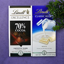 Double Lindt Style Treat: Send Chocolates to USA