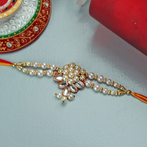 Embellished Rakhi: Rakhi to Philadelphia