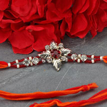 Empowering Rakhi Beauty: Rakhi to Irvine