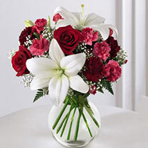 Enduring Romance Bouquet: Send Thank You Gifts to USA