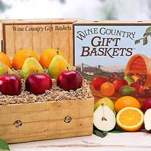 Farm Fresh Fruit Collection: Send Wedding Gifts to USA