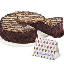 German Chocolate Cake: Gifts to San Francisco