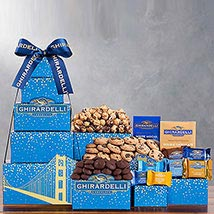 Ghirardelli Tower: Send Birthday Gifts to Cary