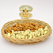 Golden Ganesha N Dry Fruits: Dry Fruits to USA