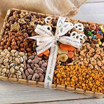 Gourmet Mixed Nuts for a Crowd: Women's Day