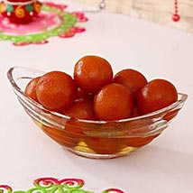 Haldirams Gulab Jamun: Sweets to Boston