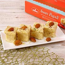 Haldirams Soan Papdi: Sweets to Boston