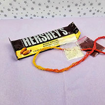Hersheys Almond Chocolate: Send Bhai Dooj Gifts to USA