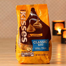 Hersheys Kisses Classic Choco Pack: Send Gifts for Him to USA