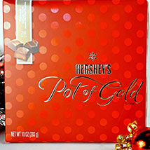 Hersheys Pot of Gold Chocolates: Chocolate Delivery in USA