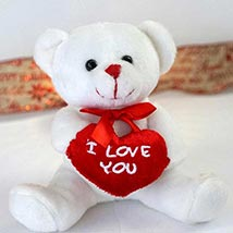 I Love U Teddy Bear: Valentines Day Gifts to New Jersey