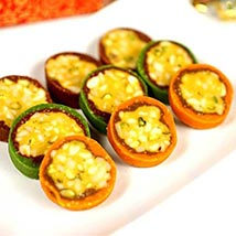 Jaybharat Dryfruit Cassata Roll: Send Sweets to Austin