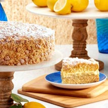 Limoncello Cake: Send Cakes to San Diego