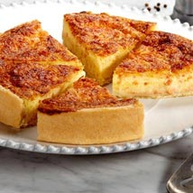 Lorraine Quiche: Send Cakes to Atlanta