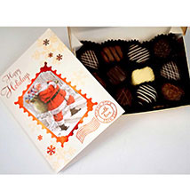 Sees Candies Truffles N Christmas Card: Chocolate Delivery in USA