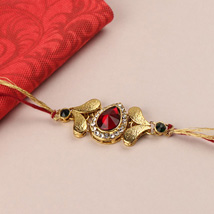 Something Rakhi Impressive: Send Rakhi to Irvine